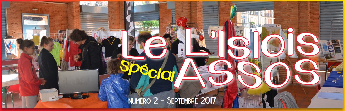 bulletin municipal spécial associations l'isle en dodon septembre 2017