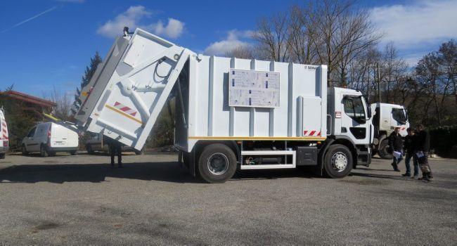 La taxe sur les ordures ménagères passe de 13 % à 13,5 % pour L'Isle Urbain et de 11.5 % à 12 % pour la zone rurale./Photo DDM.