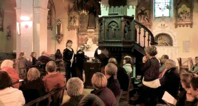 Ce fut vraiment une belle soirée pour la centaine de spectateurs venue assister à ce premier concert de l'association Les amis des orgues./
