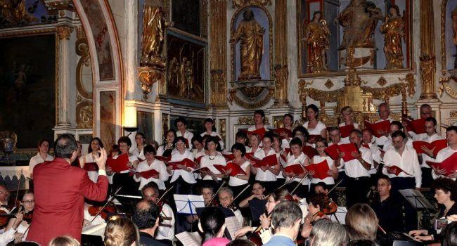 Leur dernier concert qualifié d'exceptionnel à L'Isle-en-Dodon remonte à juin 2012 et avait littéralement enthousiasmé une église bondée./Photo DDM.