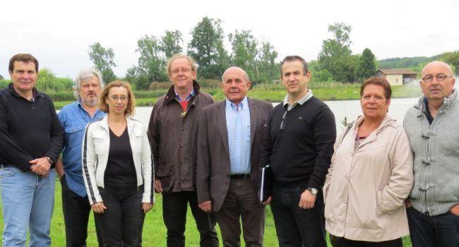 L'association «Vie ton village», présidée par Philippe Paulino, organise le samedi 4 juillet «Save en Folies», en étroite collaboration avec la mairie de L'Isle-en-Dodon../Photo DDM