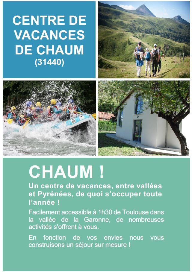 centre de vacances de chaum mairie de l'Isle-en-dodon