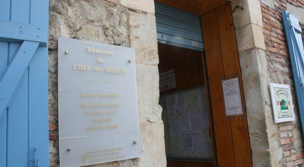 En préambule du prochain conseil communautaire le 1er juillet, un exposé sur l'évolution de la présence du Trésor Public à L'Isle-en-Dodon./ Photo YCS