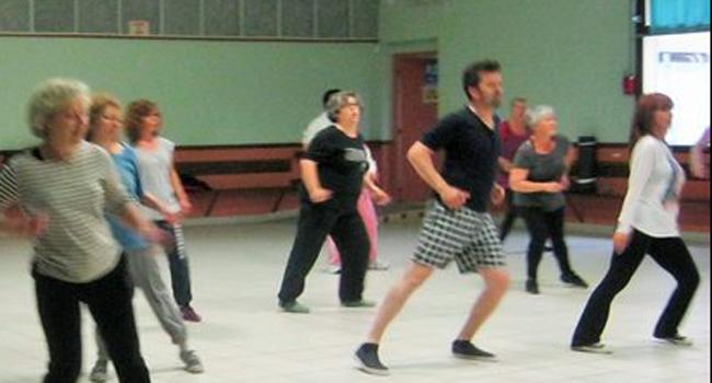 Les personnes intéressées peuvent venir découvrir les cours d'aérobie danse aéro-latino, qui seront animés par Fanta,/Photo DDM