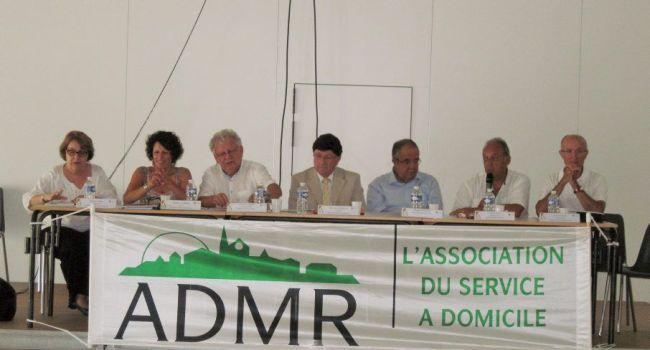 Le service d'aide à domicile de Plaisance-du-Touch et le service de soins infirmiers ont accueilli cette assemblée générale . / Photo DDM