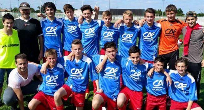 L'équipe des U15 jouera cette saison en championnat de Ligue./Photo DDM