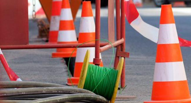 À partir de 2021, L'Isle-en-Dodon sera raccordé définitivement au haut débit (100 mégabits/s). Photo Jal.