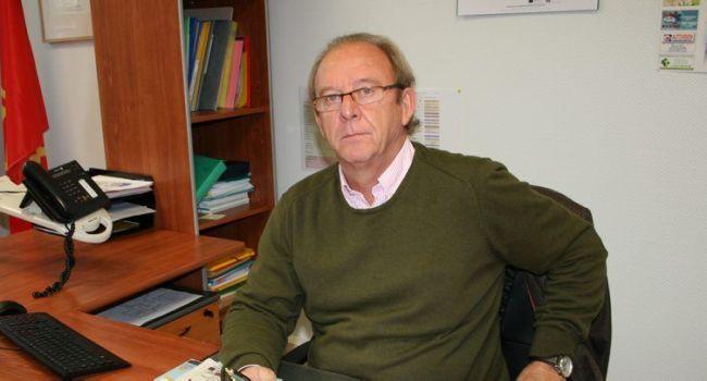 Le président de la communauté de communes des Portes du Comminges./Photo DDM