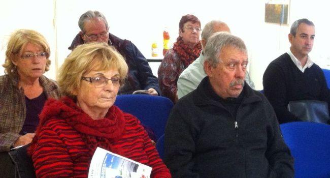 Mardi dernier, les associations ont été conviées à L'Isle-en-Dodon afin de définir toutes les actions qui seront menées avant et après les 4 et . /Photo DDM