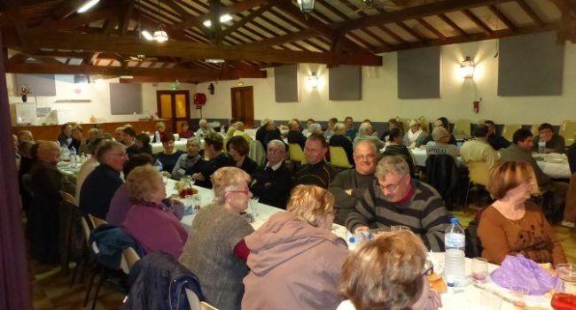 Une association qui vit bien et accueille de plus en plus d'amis du Comminges, du Lot et Garonne, de la Corrèze, des Hautes-Pyrénées, de l'Ariège, du Gers et même de la région parisienne./Photo DDM
