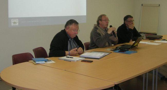 Le conseil communautaire s'oppose au projet de schéma départemental de coopération intercommunale proposé par le représentant de l'État./Photo DDM