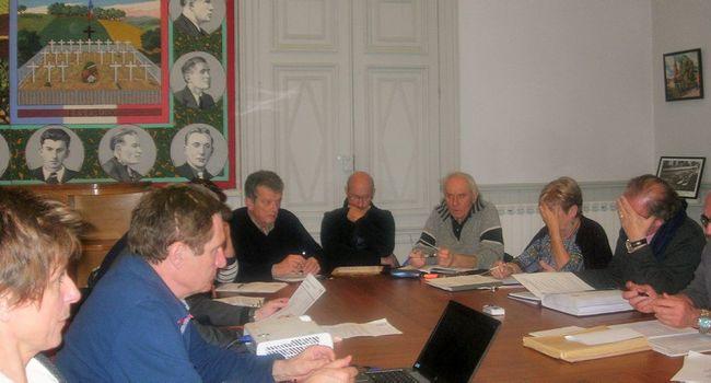 Un ordre du jour chargé en avril pour le conseil municipal./Photo DDM