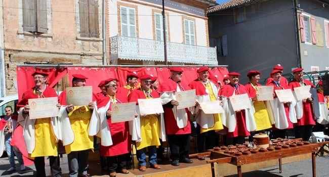 Les dix repoupets ont prêté serment./ Photo DDM, Y.C-S
