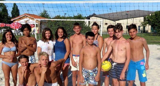 Seize jeunes de 12 à 16 ans ont répondu au rendez-vous donné par l'association Sportis./PhotoDDM