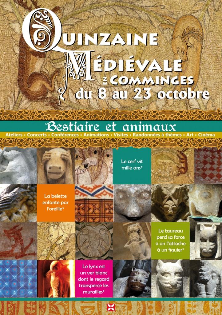 Quinzaine médiévale en comminges