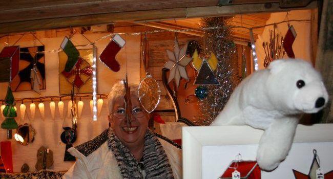 Le marché de Noël va bientôt ouvrir, pour l'occasion un concours a été lancé./ Photo Y.C-S