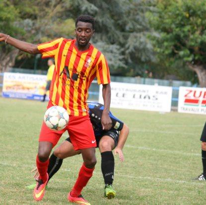 Fabrice Mbiyavanga s'est démené en vain./DDM