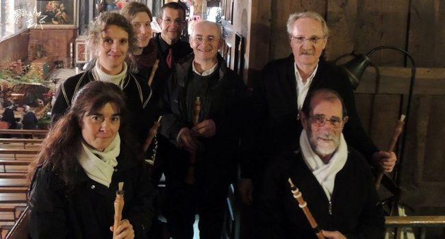 Une rencontre inattendue entre ces musiciens. /Photo DDM