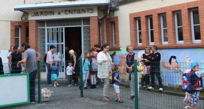 Des transformations sont prévues aux entrées des écoles L'Isloises./Photo DDM Y.C-S