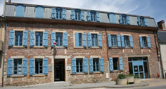 L'administratif du service Enfance et Jeunesse se trouve désormais dans le bâtiment de la Maison des Portes du Comminges. /Photo DDM, Y.C-S