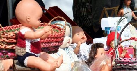 Le vide grenier du dimanche 9 avril aura lieu au Pré commun./ Photo DDM illustration