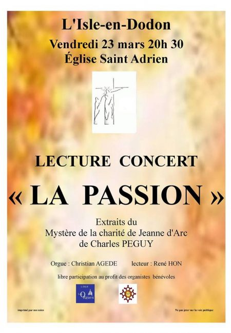 lecture concert