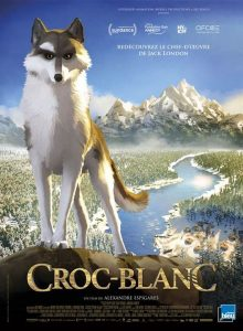 Croc-Blanc cinéma L'Isle-en-Dodon