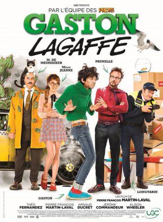 Gaston Lagaffe cinéma de L'Isle-en-Dodon