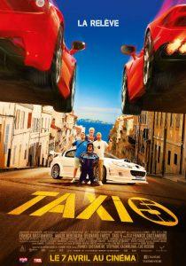 Taxi 5 cinéma l'isle en dodon