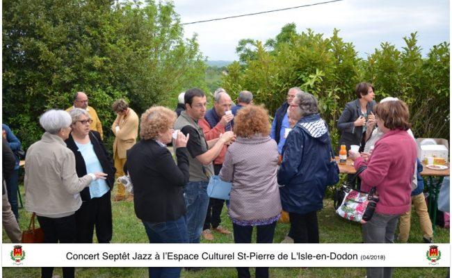 Concert L'Isle-en-Dodon