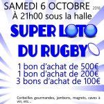 Super loto du rugby à L'Isle-en-Dodon