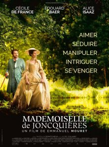 Mademoiselle de Joncquières au cinéma de L'Isle-en-Dodon