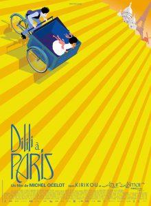 Dilili à Paris au cinéma de L'isle-en-Dodon