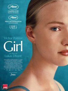 Girl au cinéma de L'Isle-en-Dodon