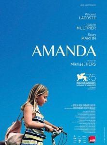 Amanda au cinéma de L'Isle-en-Dodon