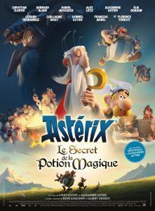 Astérix et le secret de la potion magique au cinéma de L'Isle-en-Don