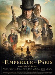 L'Empereur de Paris au cinéma de L'Isle-en-Dodon