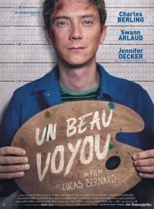 Un beau voyou au cinéma de L'isle-en-Dodon