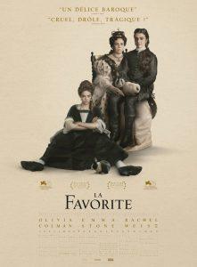 La favorite au cinéma de L'Isle-en-Dodon