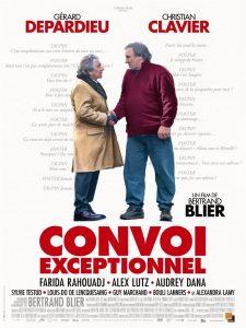 Convoi exceptionnel au cinéma de L'Ise-en-Dodon