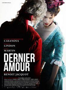 Dernier amour au cinéma de L'Isle-en-Dodon