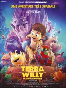 Terra willy planète inconnue au cinéma de L'Isle-en-Dodon