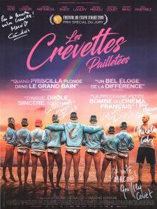 Les crevettes pailletées au cinéma de L'Isle-en-Dodon