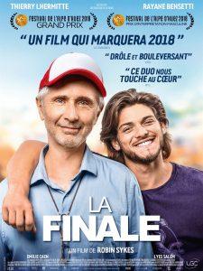 La finale à Frontignan-Saves