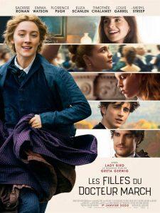 Les quatres filles du docteur March au cinéma de L'Isle-en-Dodon