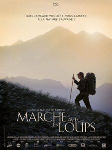 Marche avec les loups au cinéma de L'Isle-en-Dodon