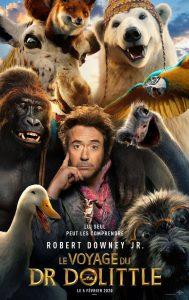 Le voyage du docteur Dolittle au cinéma de L'Isle-en-Dodon