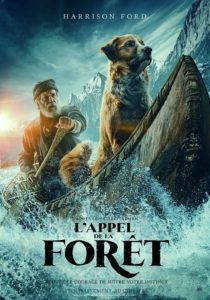 Film L'Appel de la forêt au cinéma de L'Isle-en-Dodon