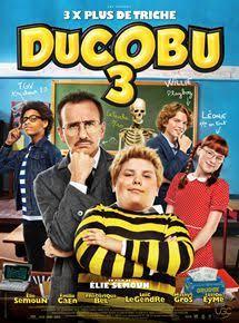 Film Ducobu 3 au cinéma de L'Isle-en-Dodon