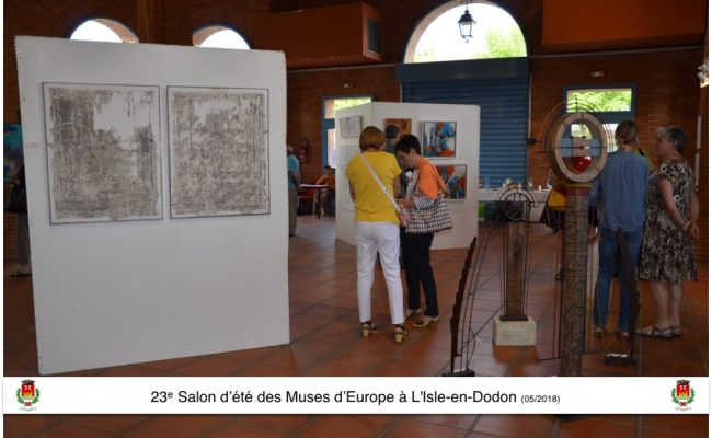 23e salon d'été L'Isle-en-Dodon